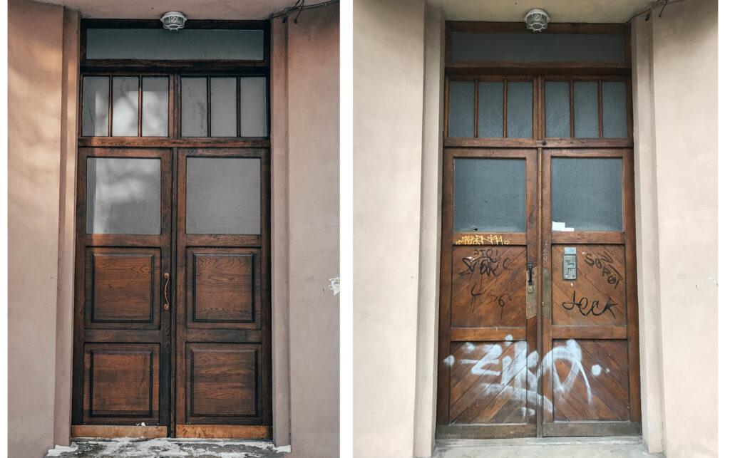 bez nazvy 6 1024x643 - 12 історичних брам Львова, які відреставрували в місті навесні