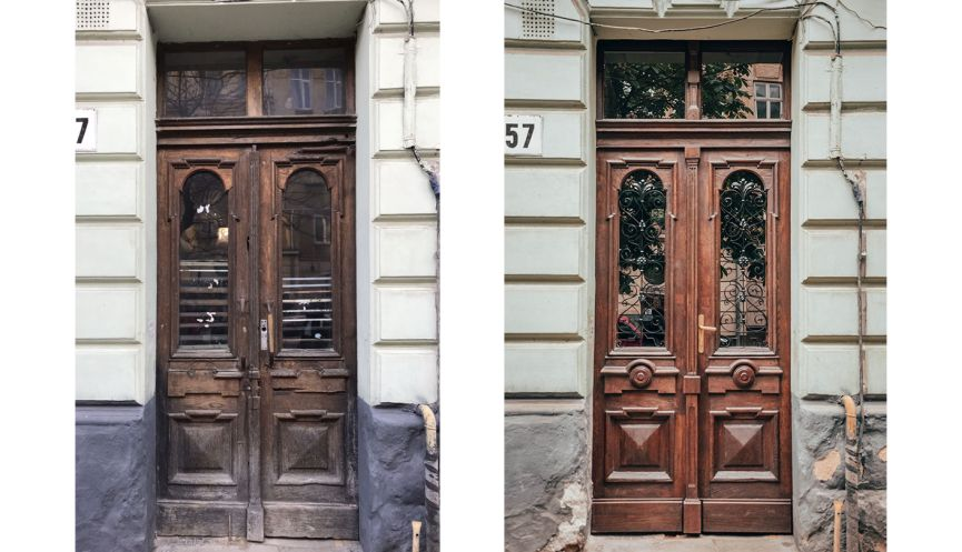 na vulytsi lychakivskiy vidnovyly shche istorychnu bramu 01 - 12 історичних брам Львова, які відреставрували в місті навесні