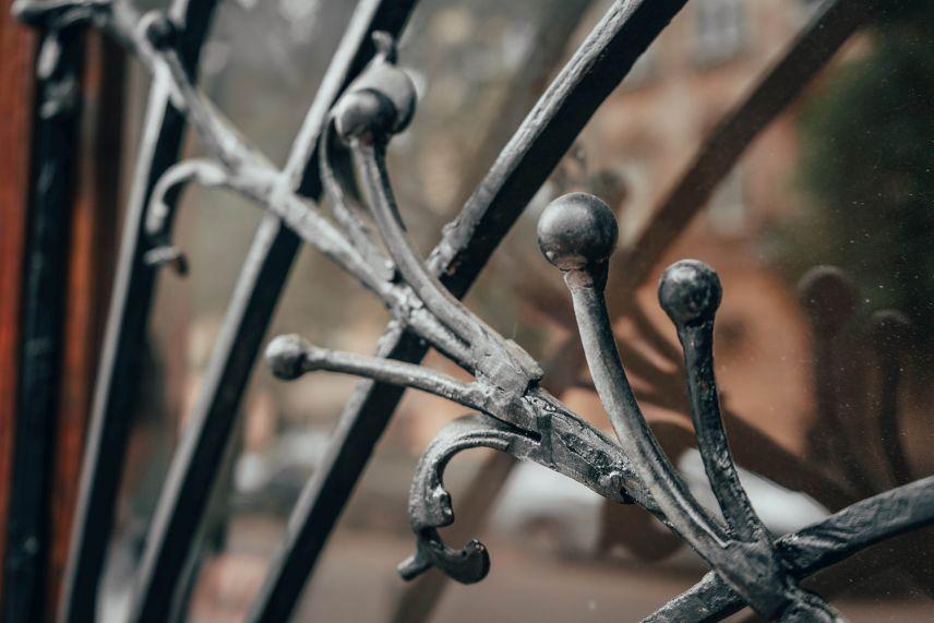 restavratory vidnovyly istorychni dveri na vulytsi kostya levytskoho42 03 - Реставратори відновили історичні двері на вулиці Костя Левицького, 42